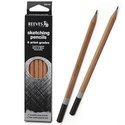 Reeves Sketching Pencils - 6 Pack