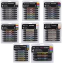 Winsor & Newton Promarker Sets of 6 Promarkers