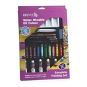 Reeves Water Mixable Oil Colour Complete Set