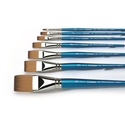 Winsor & Newton Cotman Watercolour Brushes Flat 666