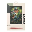 Fish - Reeves Medium Scraperfoil Rainbow