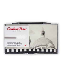 Conte a Paris Carres Box of 12