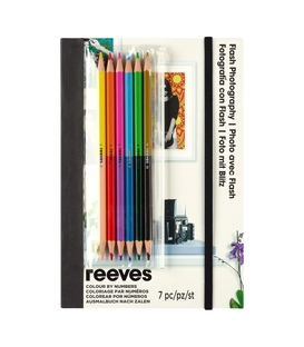 Reeves Colour By Numbers - Flash Photography