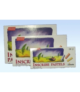 Inscribe Pastels - Set of 24 Half Size