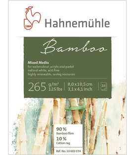 Hahnemuhle Bamboo Mixed Media Pads