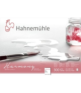 Hahnemühle Harmony Watercolour Cold Press Block