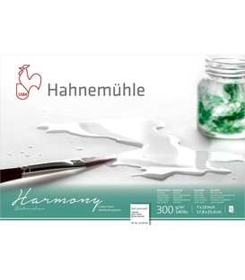 Hahnemühle Harmony Watercolour Hot Press Block
