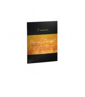 Hahnemuhle The Collection Ingres Pastel Pad White  100gsm 24x31cm 20 Sheets