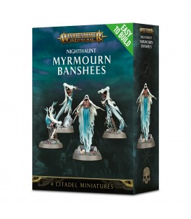 Easy to Build: Myrmourn Banshees