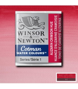 Winsor & Newton Cotman Watercolour Paint - Half Pans