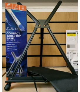 Aluminium Compact Table Top Easel