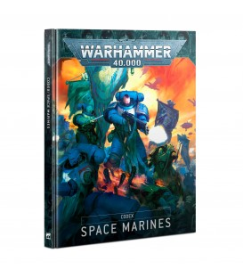 Warhammer 40k Codex: Space Marines (9th Edition)