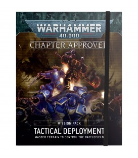 Warhammer 40k Chapter Approved Mission Pack: Tactical Deployment