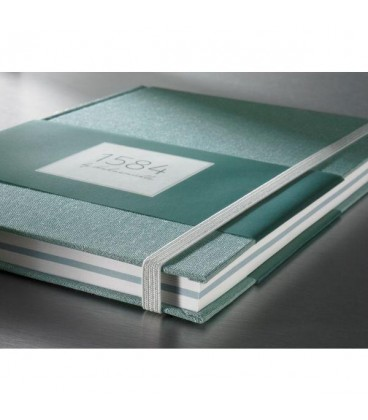 1584 by Hahnemuhle A5 Notebook Sea Green