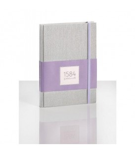 1584 by Hahnemuhle A5 Notebook Lilac