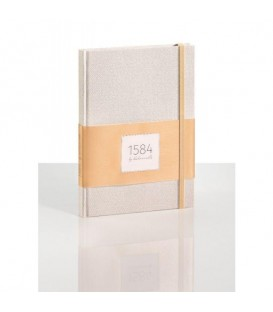 1584 by Hahnemuhle A5 Notebook Peach