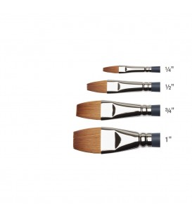 Professional Synthetic Sable Watercolour Pointed Round