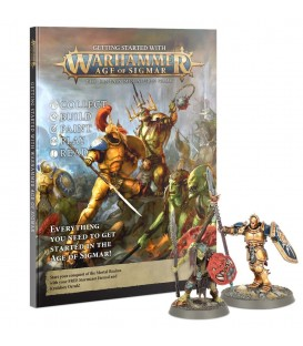 Games Workshop Age Of Sigmar Getting Started With